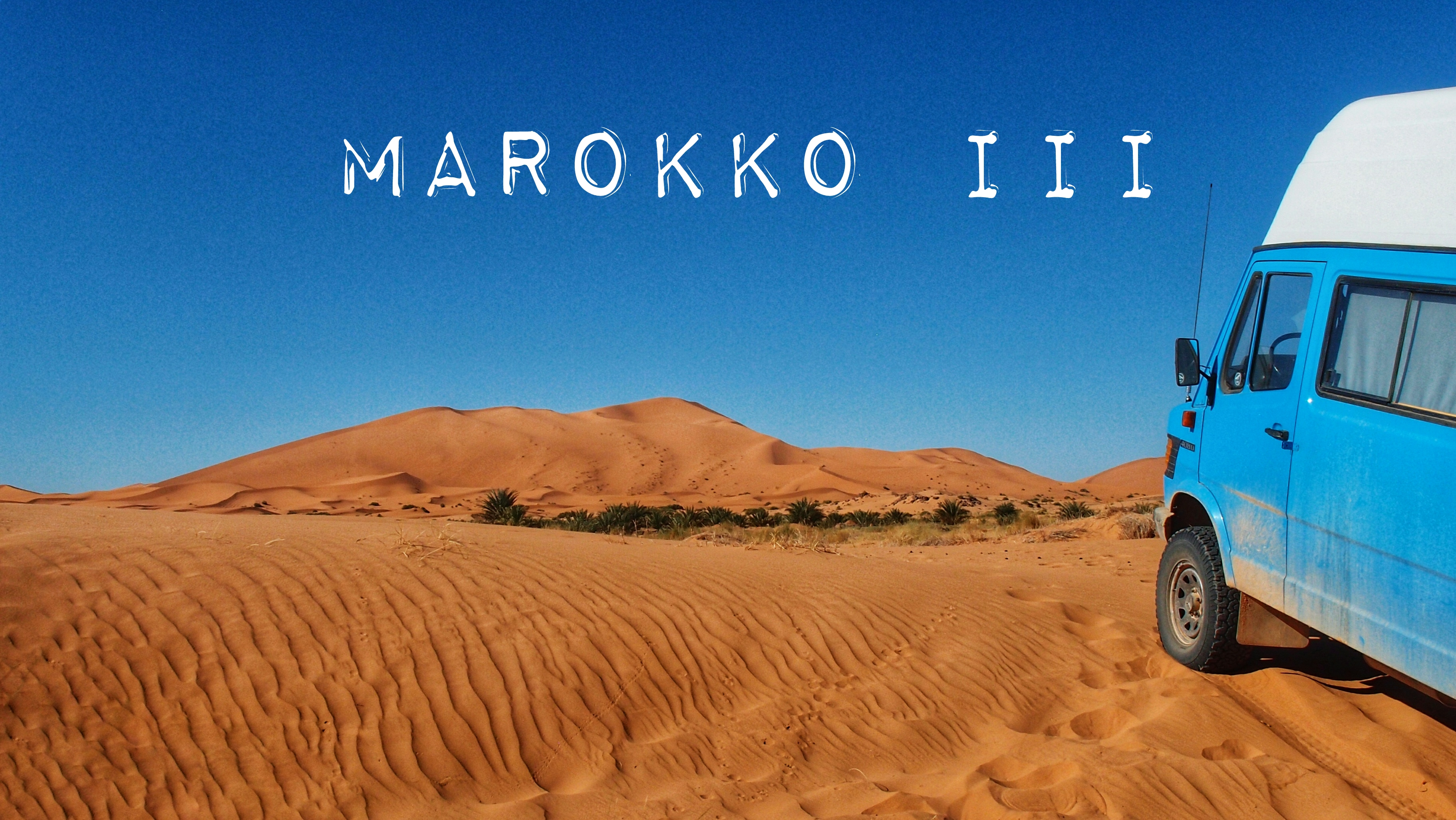 Ab in Marokkos Sandkasten