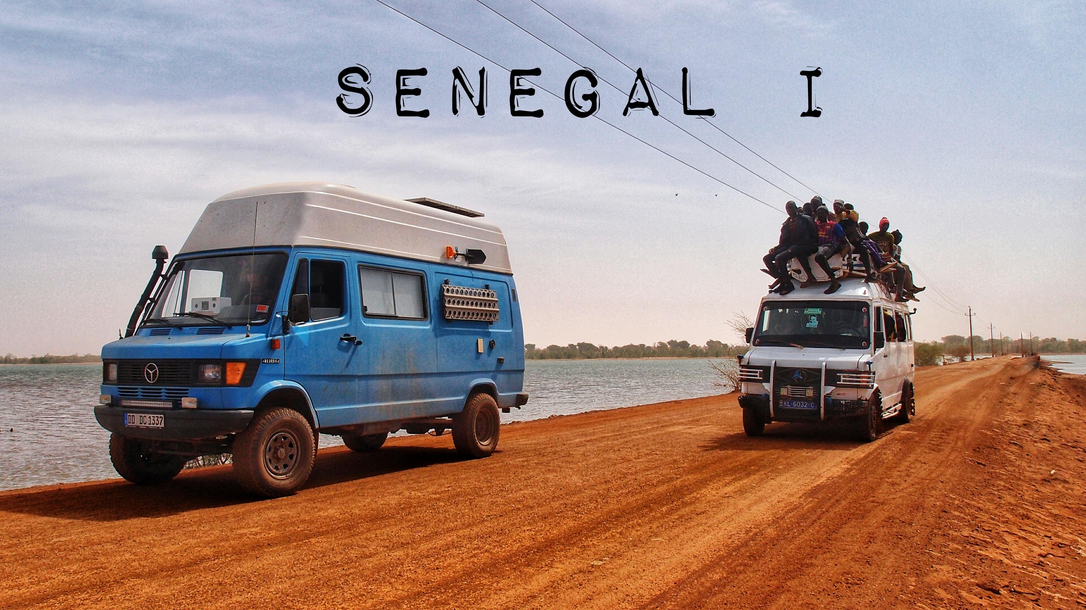 Über die Grenze in den Senegal