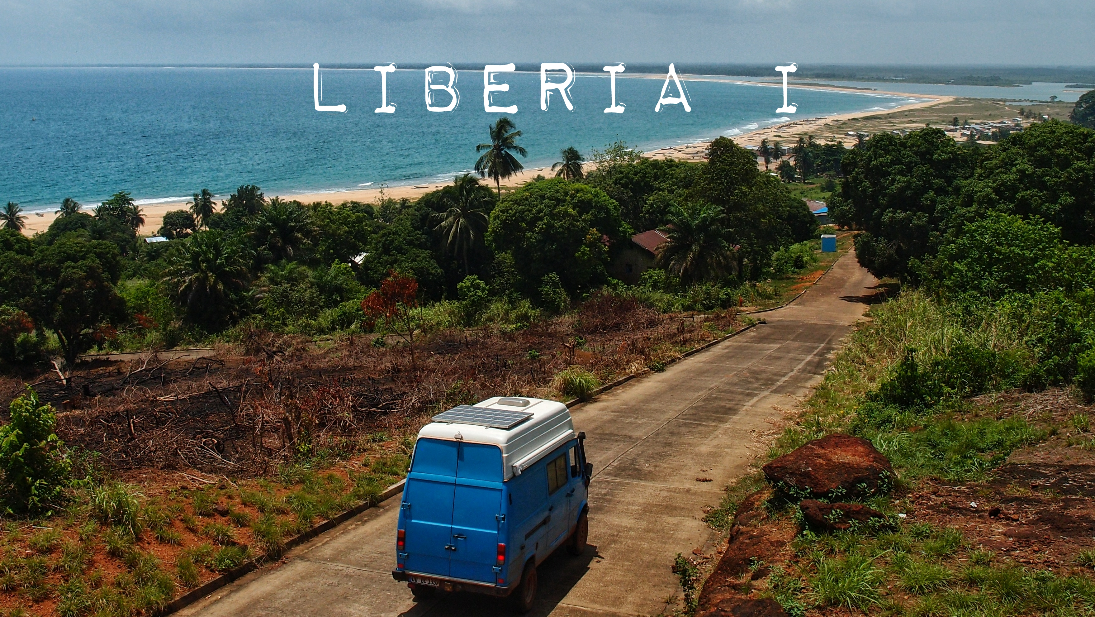 Liberia – Welcome to the Jungle