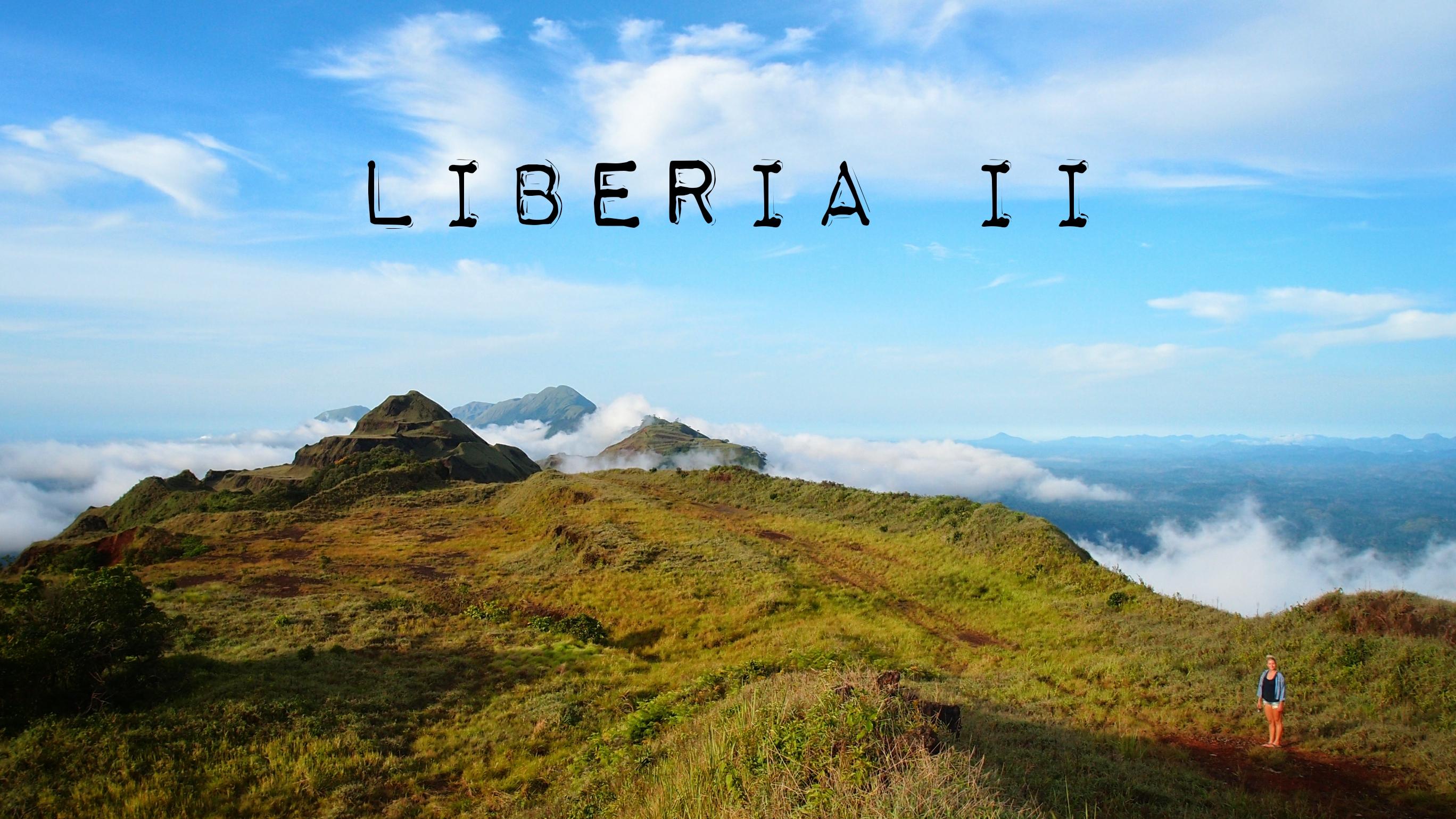 Liberia – Irland in Afrika