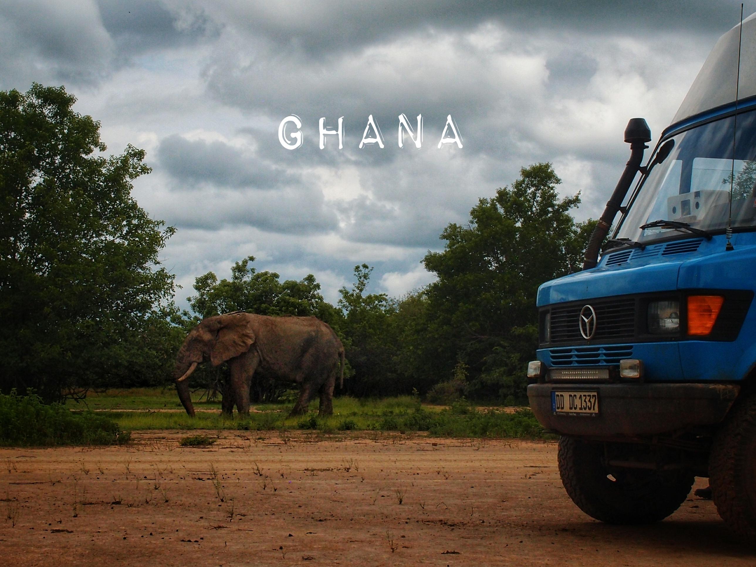 Ghana – Eine Überraschung