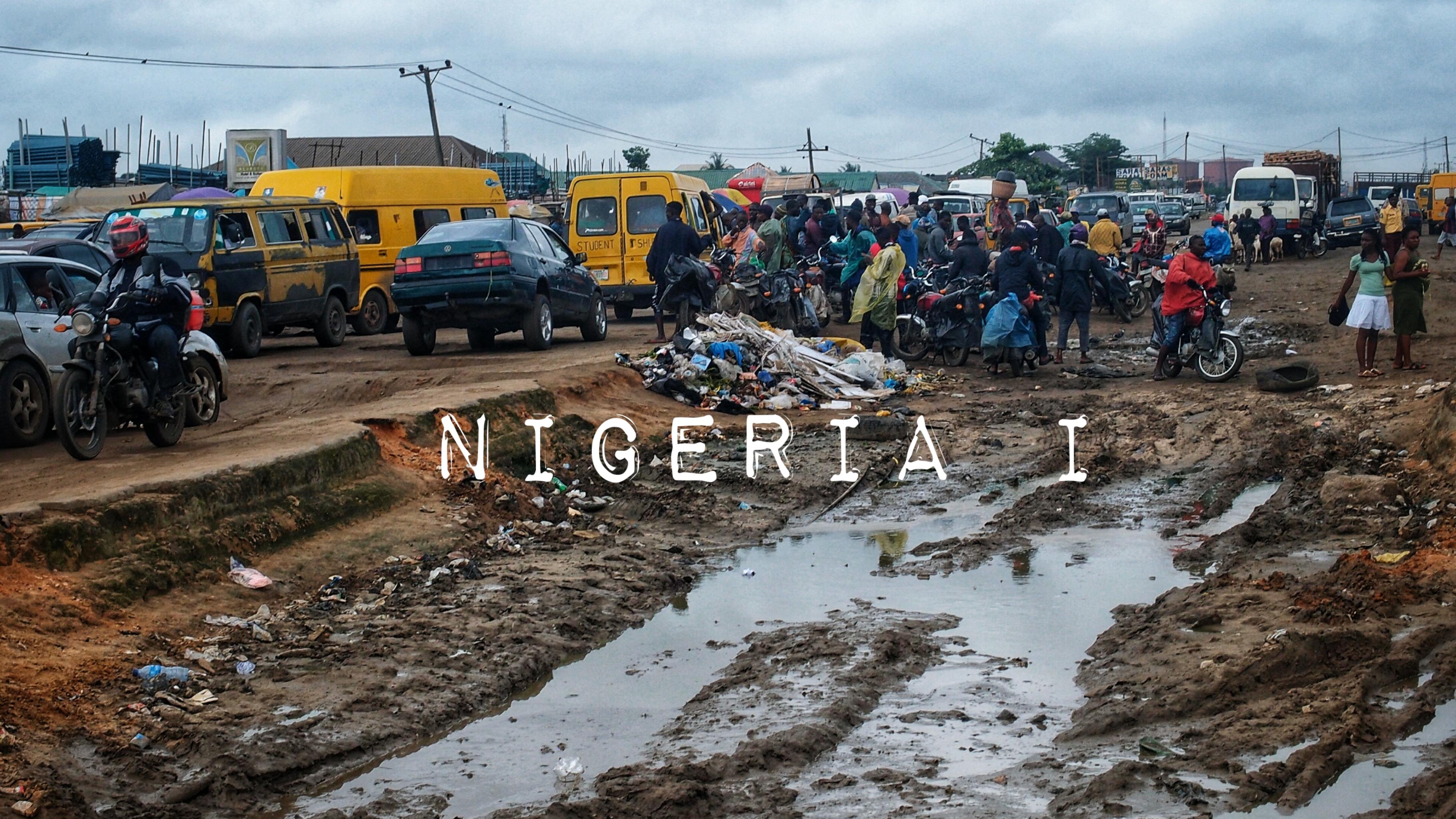 Nigeria – Einmal reicht