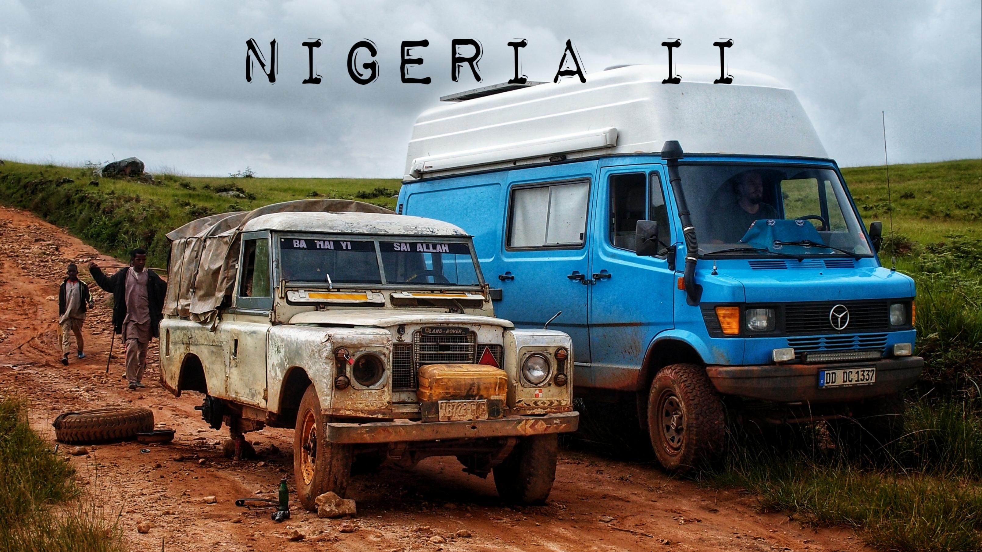 Nigeria – Offroad-Spaß im traumhaften Osten