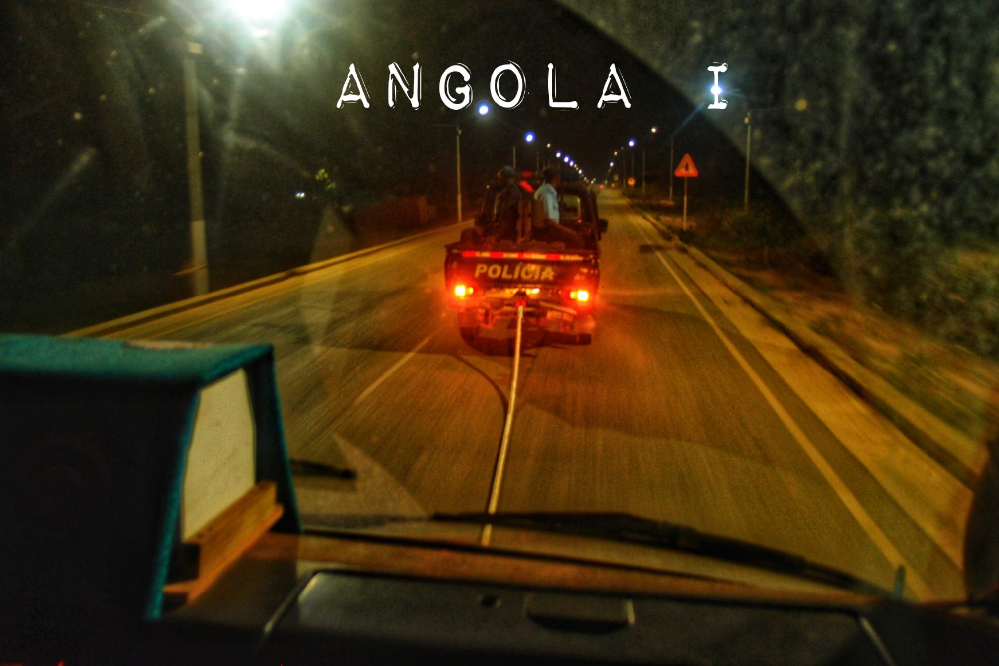 Angola I – Unter Beschuss